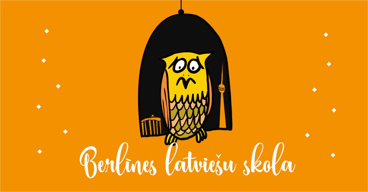 Berlīnes Latviešu Skolas Nodarbības Tiek Atceltas Līdz  15. Maijam